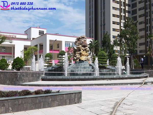 Công trình đài phun nước Phú Lãm 5