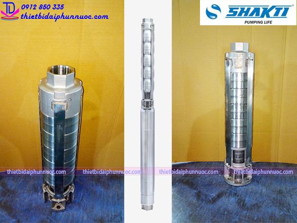 Máy bơm đài phun nước 4