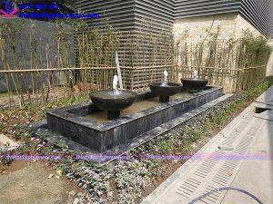 Làm đài phun nước mini 2
