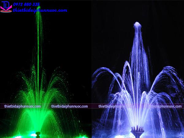 Đầu phun nước hình bông hoa 5