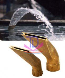 Đầu phun tạo hình quạt nước 1