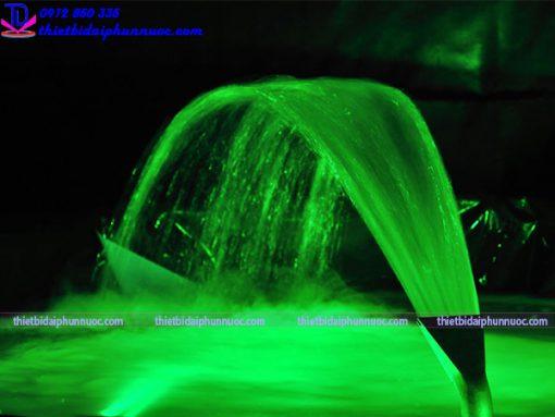 Đầu phun tạo hình quạt nước 4