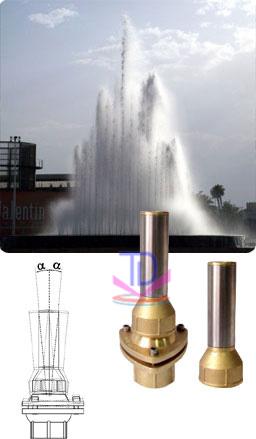 Vòi phun cột nước lớn III 1