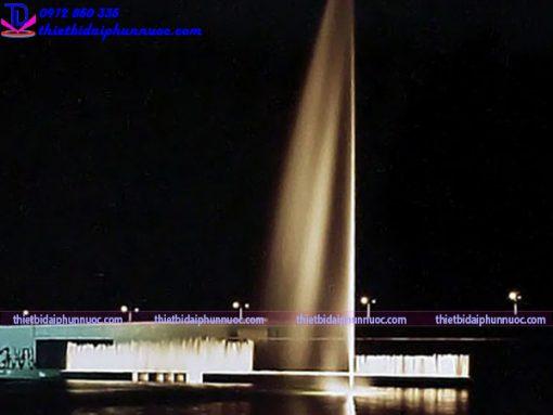 Vòi phun cột nước lớn III 3