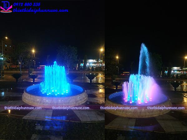 Đài phun nước trung tâm tổ chức sự kiện Hà Thanh 1