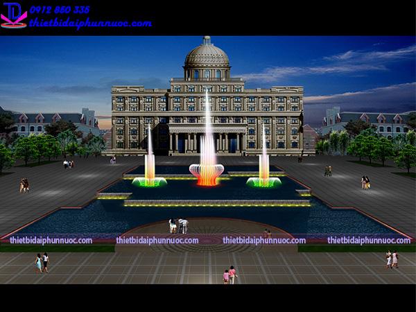 Quảng trường nhạc nước 1