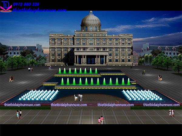 Quảng trường nhạc nước 12