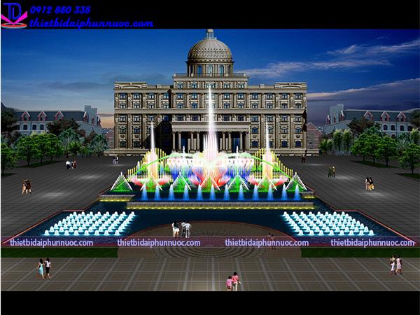 Quảng trường nhạc nước 13