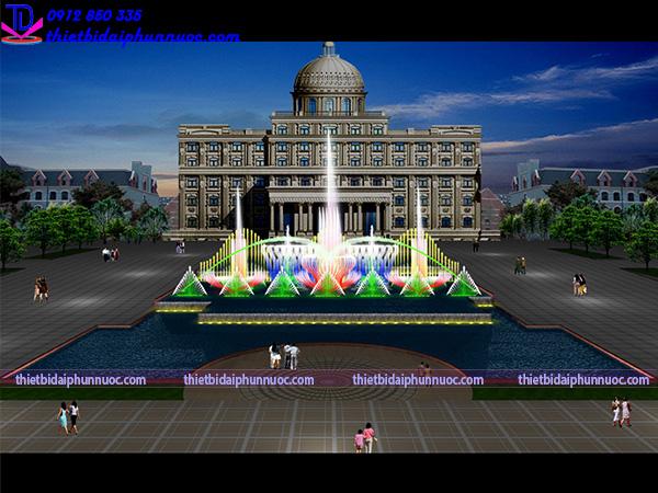 Quảng trường nhạc nước 14