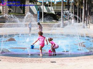 Sân chơi phun nước cho công viên 6