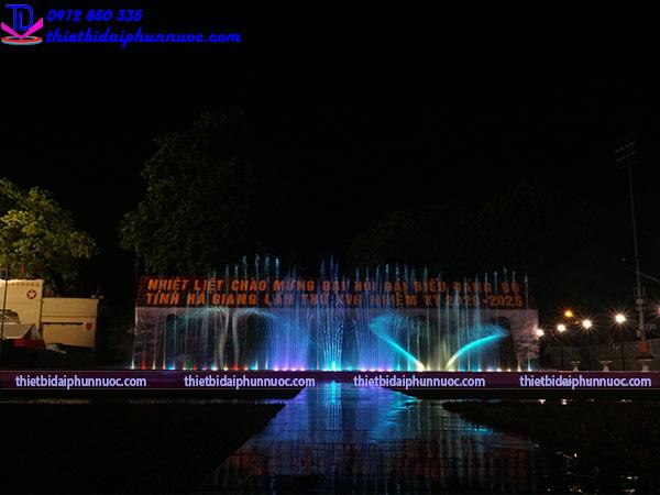 Nhạc nước Hà Giang 1