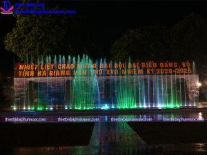 Nhạc nước Hà Giang 10