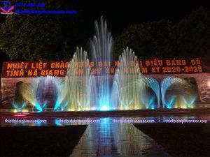 Nhạc nước Hà Giang 11
