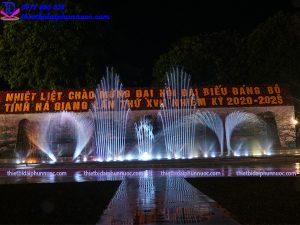 Nhạc nước Hà Giang 12