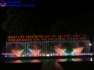 Nhạc nước Hà Giang 9